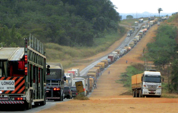 The Infrastructure Issue inBrazil