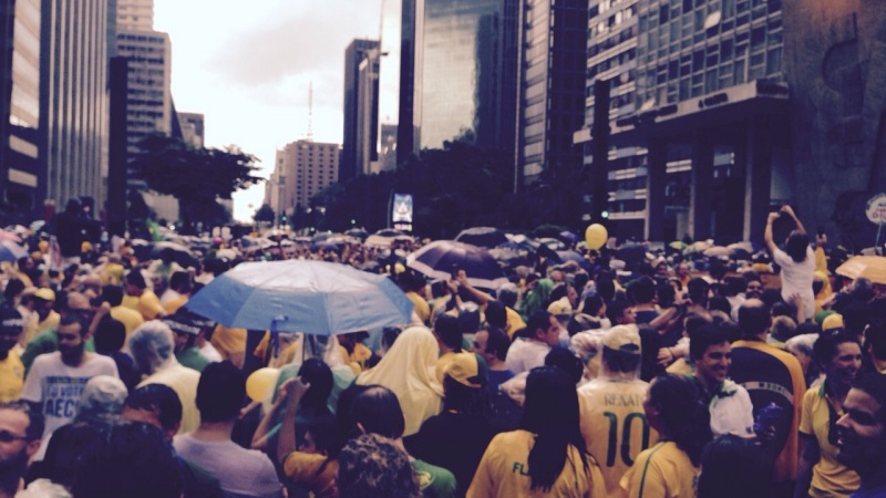 The Protests in Brazil: Dialogue as a NecessaryAlternative