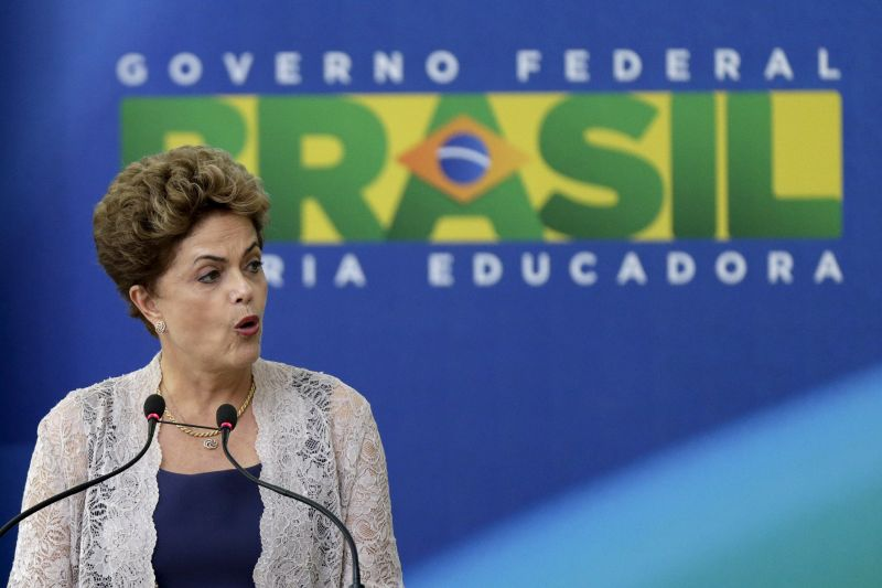 New Infographic Series on the Economic and Political Situation inBrazil