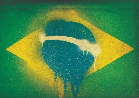 brazil-flag-graffiti