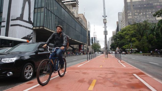 Five Ways São Paulo Can Improve Urban Mobility (without Building More BikeLanes)