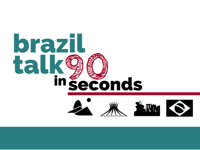 Brazil Talk in 90 Seconds – The Pension System