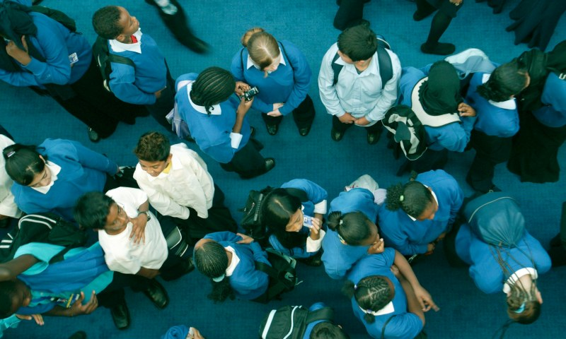 Bullying and Education: Do Schools Make Students Angry?