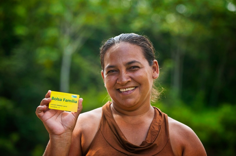 "Brazilians Have A Civic Role In Keeping the ""Bolsa Familia""Program"