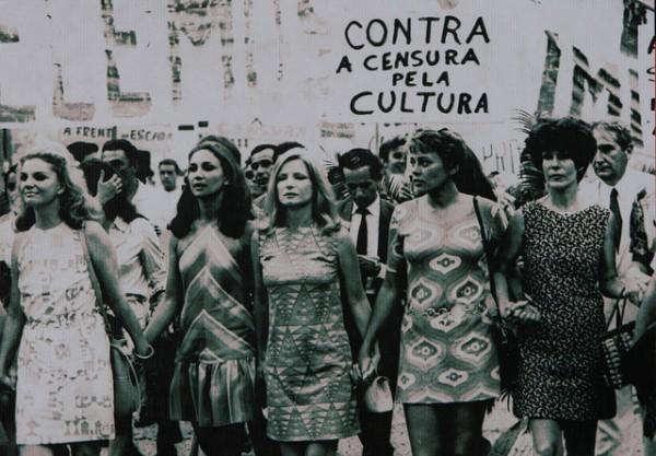 Dictatorship Protest Women