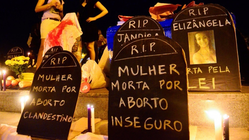 Brazil's Deadly Bill AgainstWomen