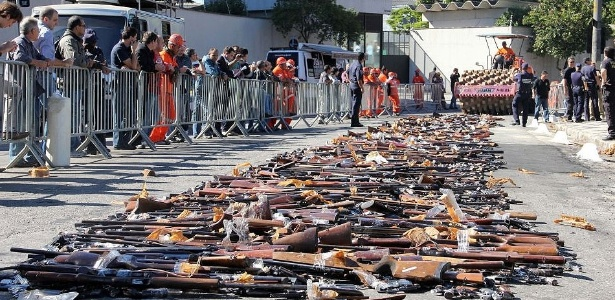 What can we learn from the Brazilian concealed carryprohibition?