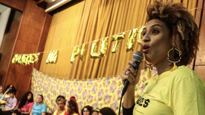 The killing of Marielle Franco on the UN radar